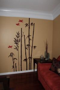 Bamboo room 1