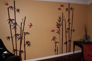 Bamboo room 2