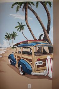 Beach Woody