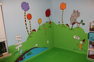 Dr. Suess Room 1